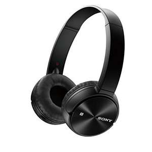 Casque Bluetooth Sony MDR-ZX330BTB - Noir