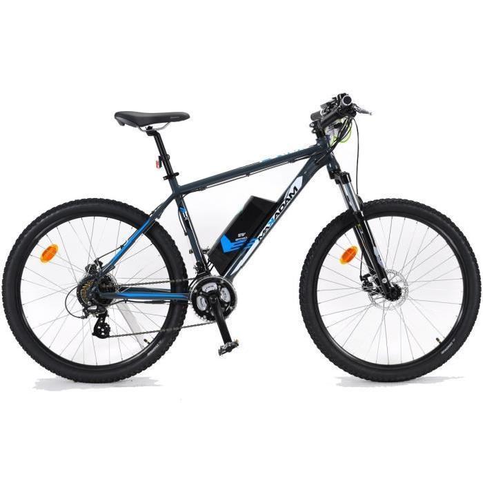 "Vélo Électrique E-Vortex VTT 27.5"" TVT Makadam"