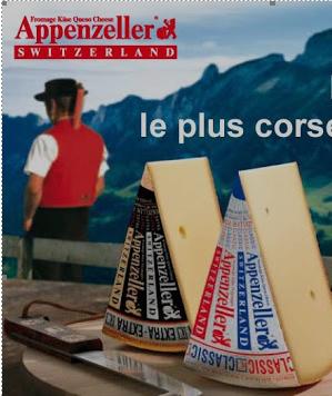 Fromage Suisse Appenzeller® 300g (via Shopmium)