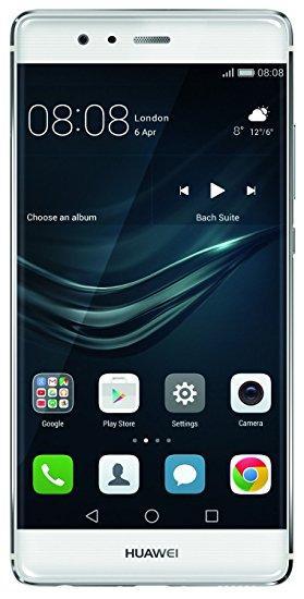 """Smartphone 5.2"""" Huawei P9 - 3 Go RAM, 32 Go, Silver"""