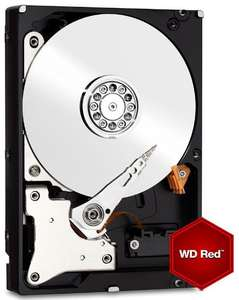 "Disque dur interne 3.5"" Western Digital Red - 4 To"