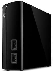 "Disque dur externe 3.5"" USB 3.0 Seagate Backup Plus Hub - 6 To"