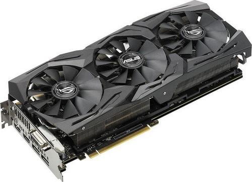 Carte graphique ASUS GeForce GTX 1080 Ti STRIX 11G-GAMING
