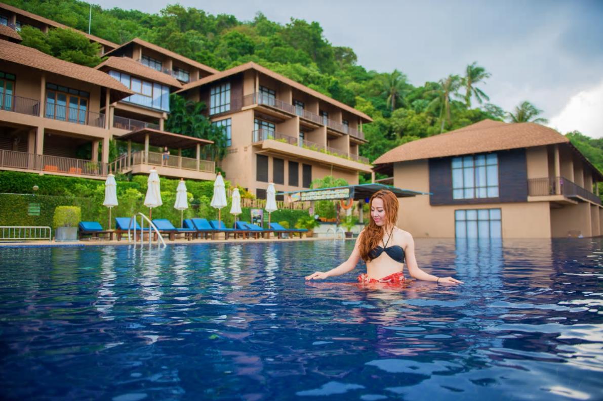 Voyage 10 nuits Phuket Thailande vols + hotel 2 personnes au départ de plusieurs villes de France