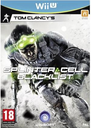 Tom Clancy's Splinter Cell Blacklist sur Wii U