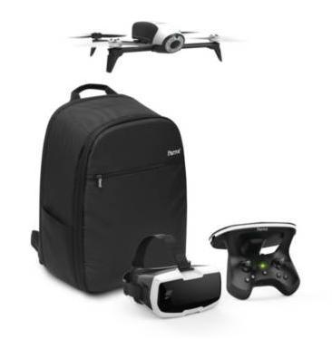 Drone Parrot Bebop 2 pack adventurer  (FPV, controller et sac à dos) + 89.95€ en super points