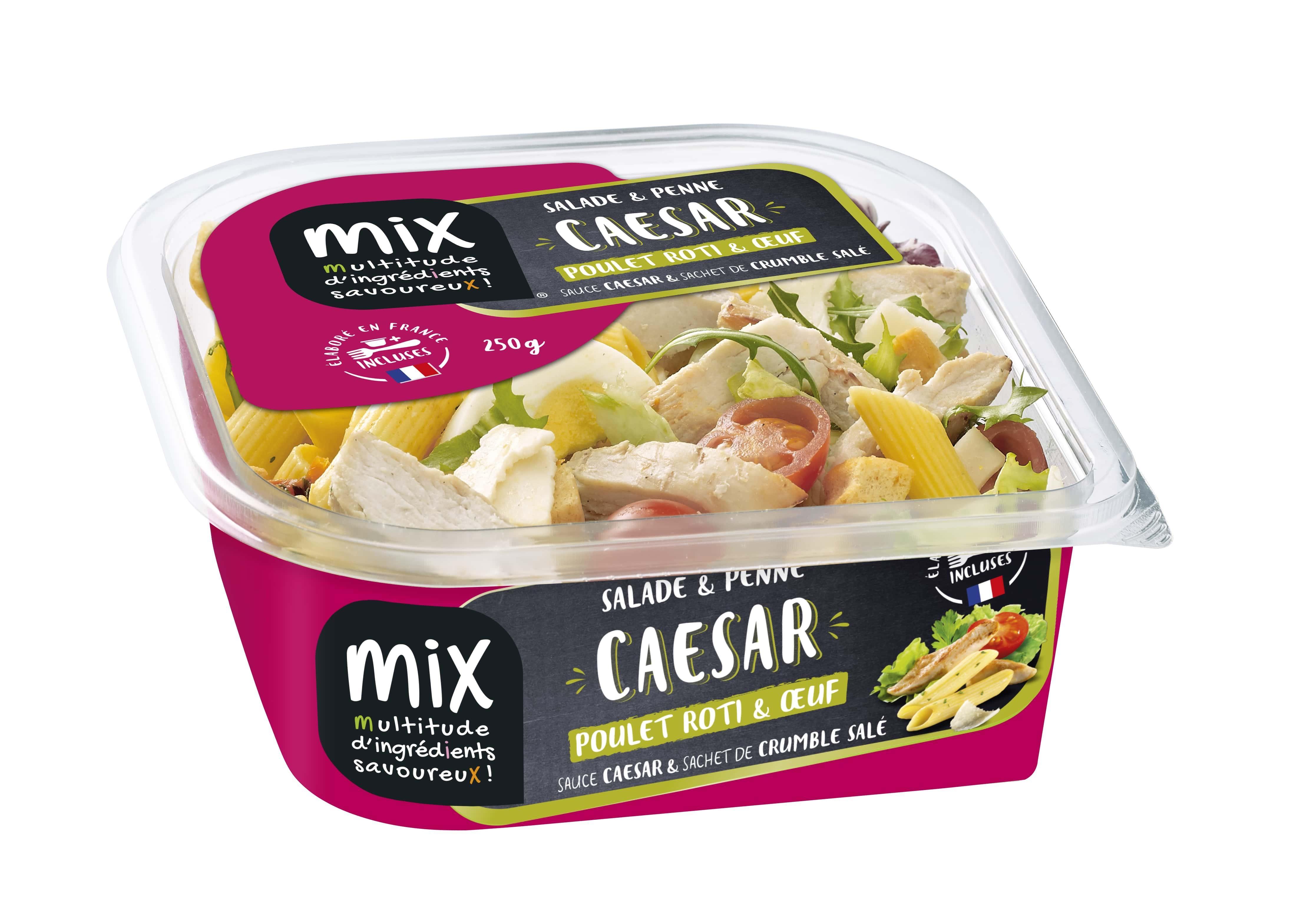 Salade MIX Caesar