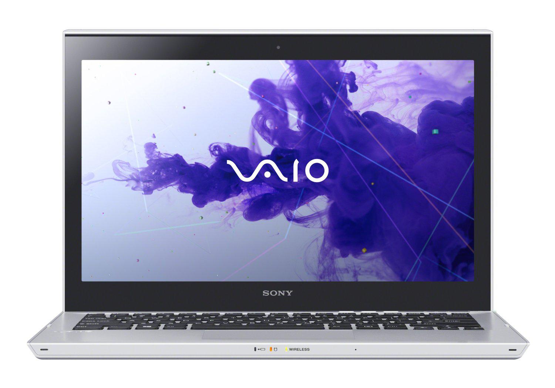 ultrabook 13,3'' Tactile Sony SVT1313M1E/S -  i5-3337U 500 Go + 24 Go SSD