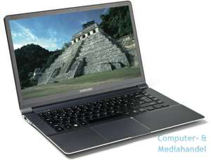 "PC Portable 13.3"" Samsung NP730U - Full HD, i7-3537U, RAM 8 Go, SSD 256 Go, Radeon HD 8500M, Clavier QWERTZ (Reconditionné)"