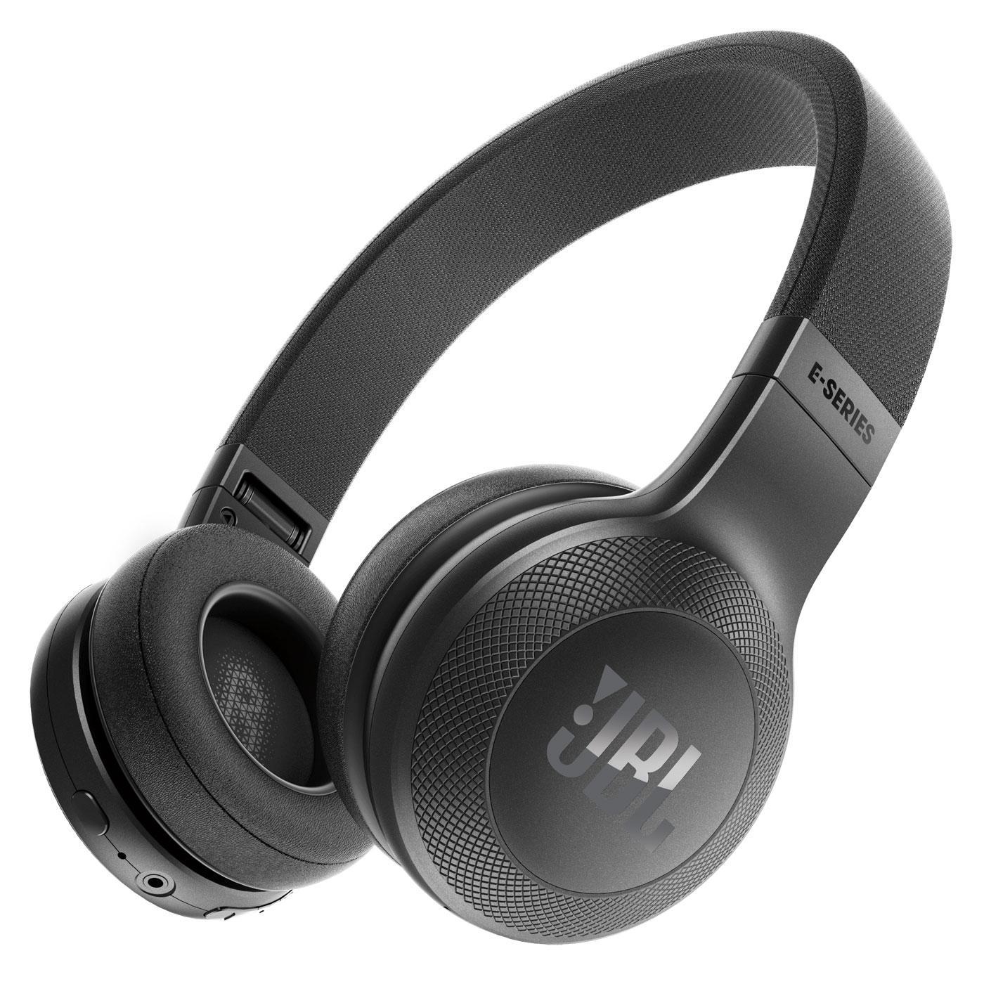 50€ remboursés sur une sélection d'articles audio (via ODR) - Ex : Casque Bluetooth JBL E45BT Noir