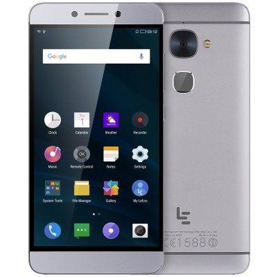 "Smartphone 5.5"" Letv Leeco Le 2 X527 Gris - Snapdragon 652, RAM 3 Go, ROM 32 Go (B20 incluse)"