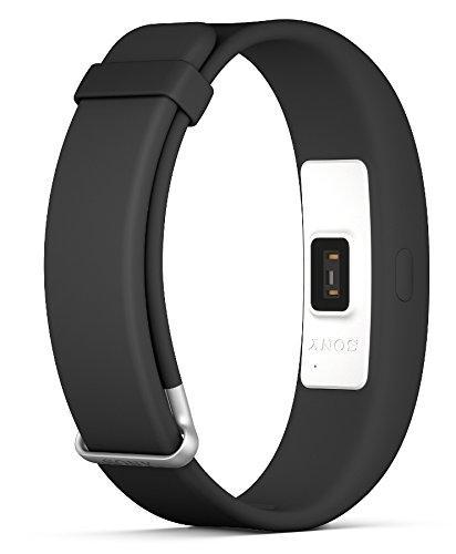 Bracelet connecté Sony SmartBand 2 SWR12 - Noir (via ODR de 70€)