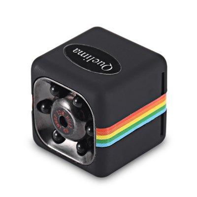 Mini-caméra Quelima SQ11 - HD DVR, 1080p