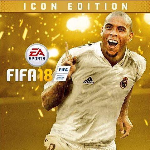 [Possesseurs Fifa 17] Précommande : Fifa 18 Édition Icône sur PS4