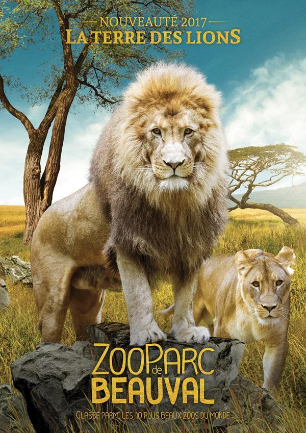 Billets 2 jours pour le Zoo de Beauval - Adulte à 29€ et Enfant