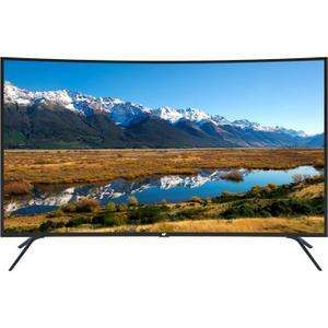 "TV 55"" Continental Edison 55KCURVB7 - UHD 4K, Incurvée"
