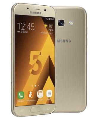 """[Client Sosh] Smartphone 5.2"""" Samsung A5 - 32Go, Coloris au choix (Via Odr de 50€)"""