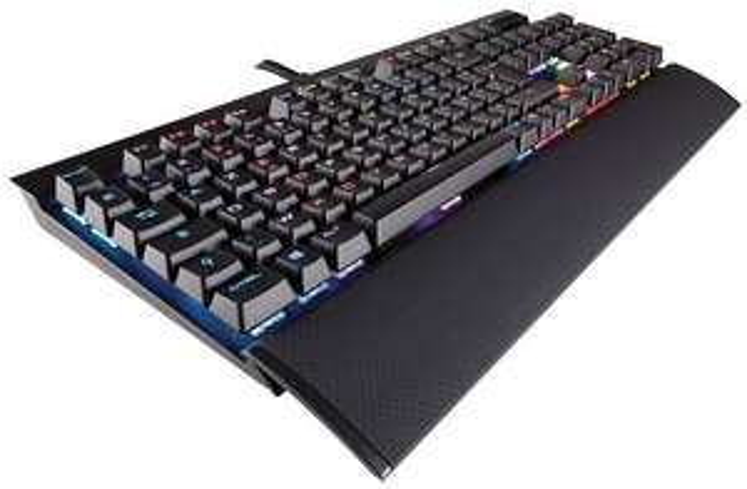 Clavier Mécanique Corsair Gaming K70 LUX RGB - Cherry MX Brown