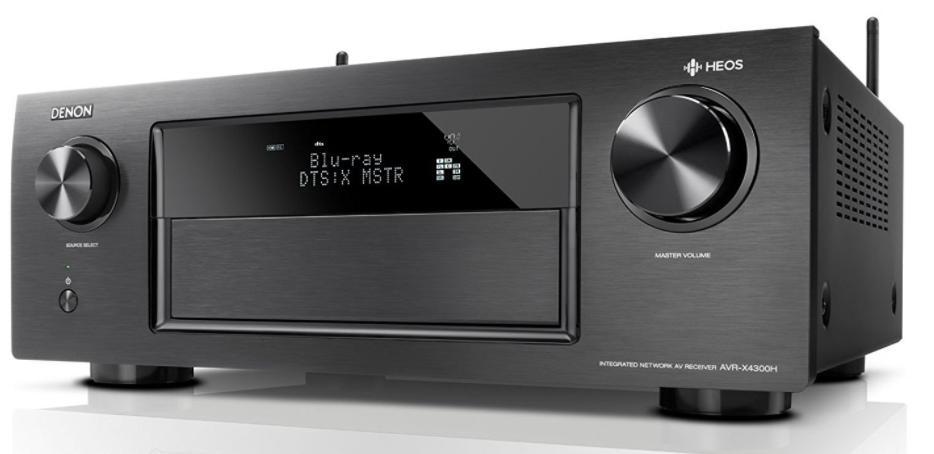 Ampli Home Cinéma Denon AVRX4300 - Noir