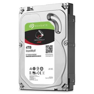 "Disque dur interne 3.5"" Seagate IronWolf - 4 To"
