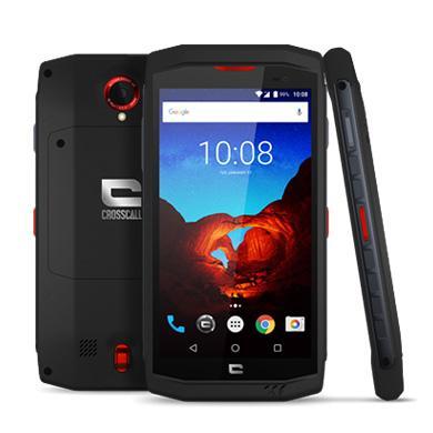 """Smartphone 5"""" Crosscall Trekker X3 avec Forfait mobile Play 40 Go (Engagement 24 mois)"""