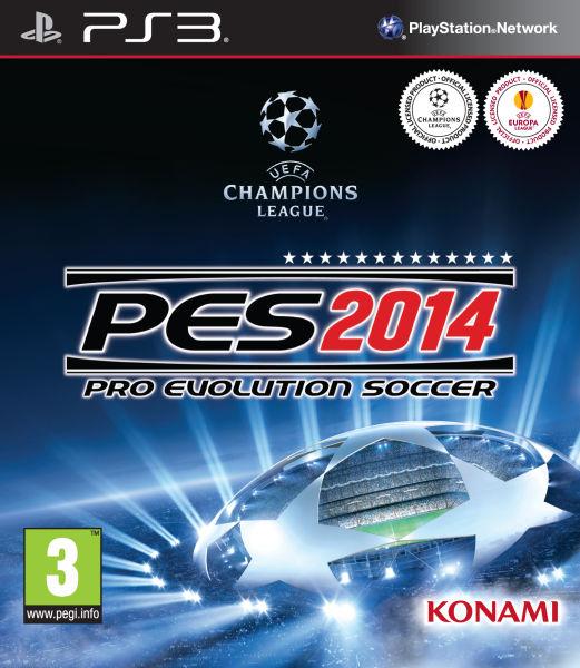 PES 2014: Pro Evolution Soccer sur PS3 et XBOX 360
