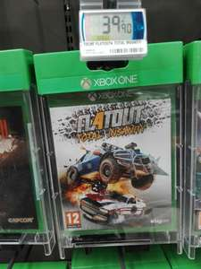 Flatout 4 Total Insanity sur Xbox One