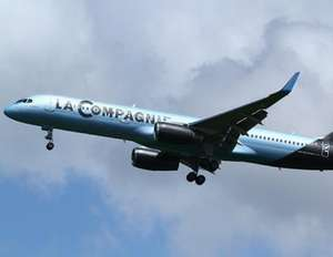 Billet A/R  Paris - New York en Business Class avec LaCompagnie (Juillet - Août)