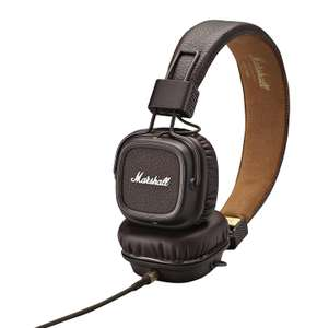 Casque audio Marshall Major II - marron