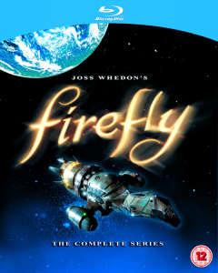 Coffret Blu-Ray Série Firefly