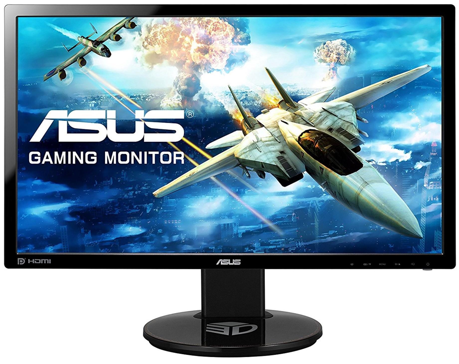 "écran PC 24"" Asus VG248QE - FullHD, 3D 144Hz"