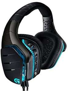 Micro-casque filaire Gaming Logitech G633 Artemis Spectrum Noir compatible PC, Xbox One et PS4  - 7.1 Surround