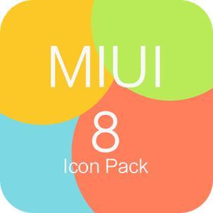 Application Icônes MIUI 8 sur Android Gratuite (au lieu de 0.99€)