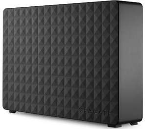"Disque dur externe 3.5"" USB 3.0 Seagate Expansion STEB4000200 Noir - 4 To"
