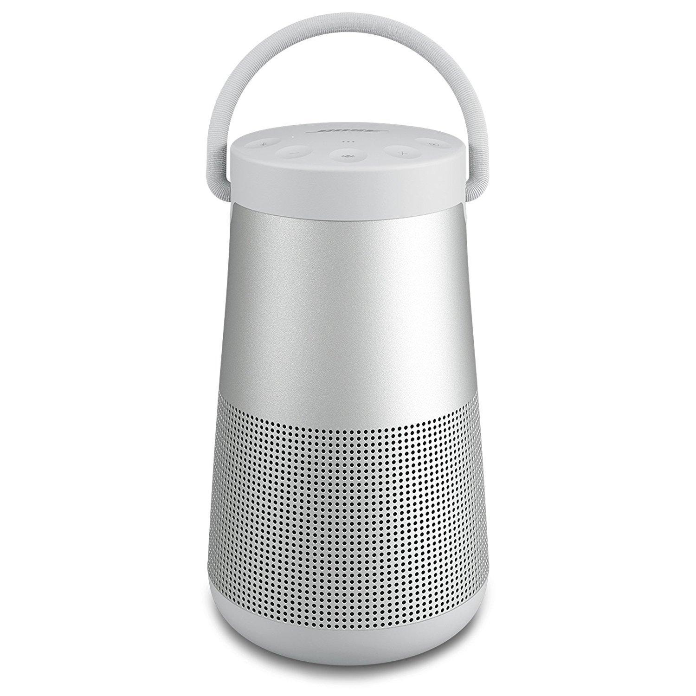 Enceinte Bluetooth Bose SoundLink Revolve + Argent