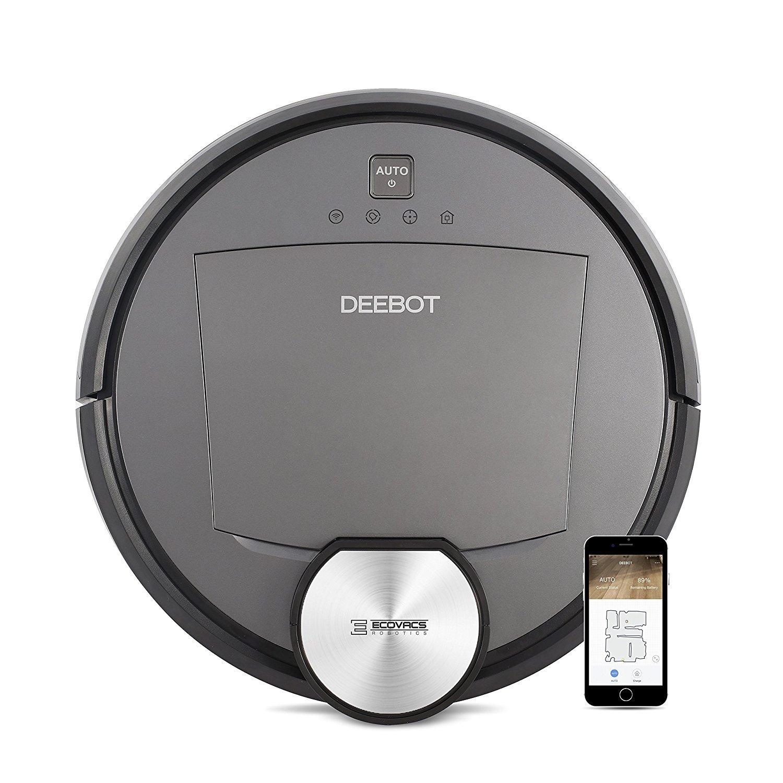 Aspirateur robot Ecovacs Robotics Deebot R95