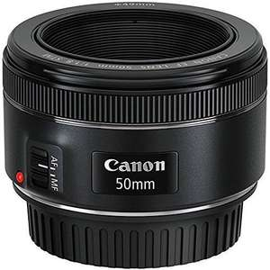 Objectif Canon EF - Objectif - 50 mm - f/1.8 STM - Canon EF