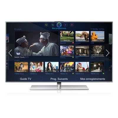 TV LED Samsung 46F7000 -116cm FullHD 3D (avec ODR 15%)