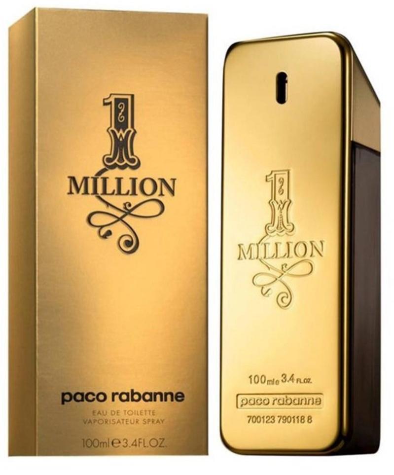 Eau de toilette Paco Rabanne 1 Million  - 200ml