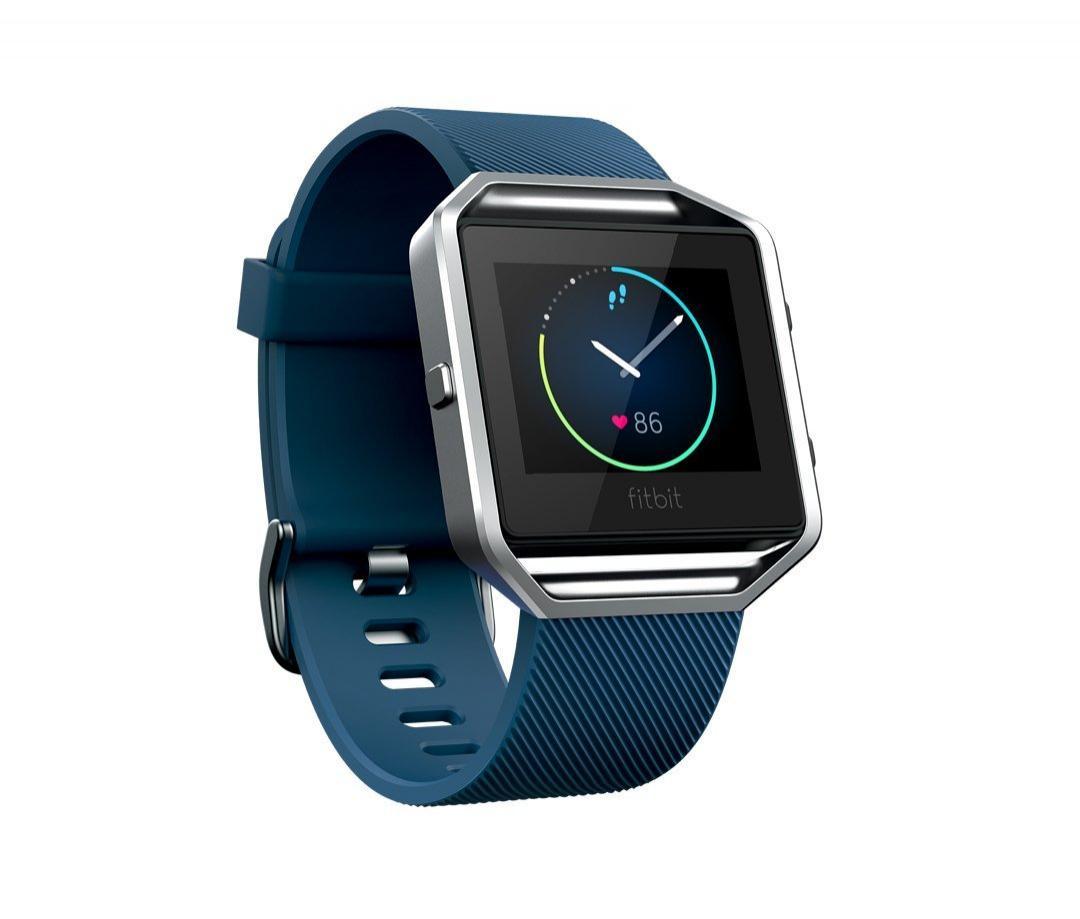 50% sur les Mychronoz et Fitbit - Ex : - Montre de Fitness Fitbit Blaze