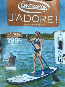 Paddle Gonflable complet - 305x71x10