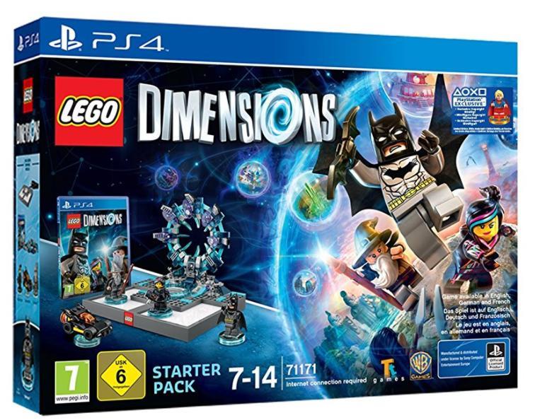 [Carte Hypergame]  Pack de démarrage Lego Dimensions  + Supergirl