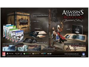 Assassin's Creed IV Black Flag Edition Buccaneer sur PS3