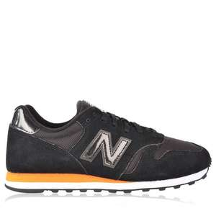 Sélection de chaussures en promotion - Ex : New Balance ML373 - noir (tailles 41 ou 42)