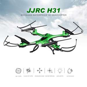 Drone Waterproof JJRC H31   RC Quadcopter - Green