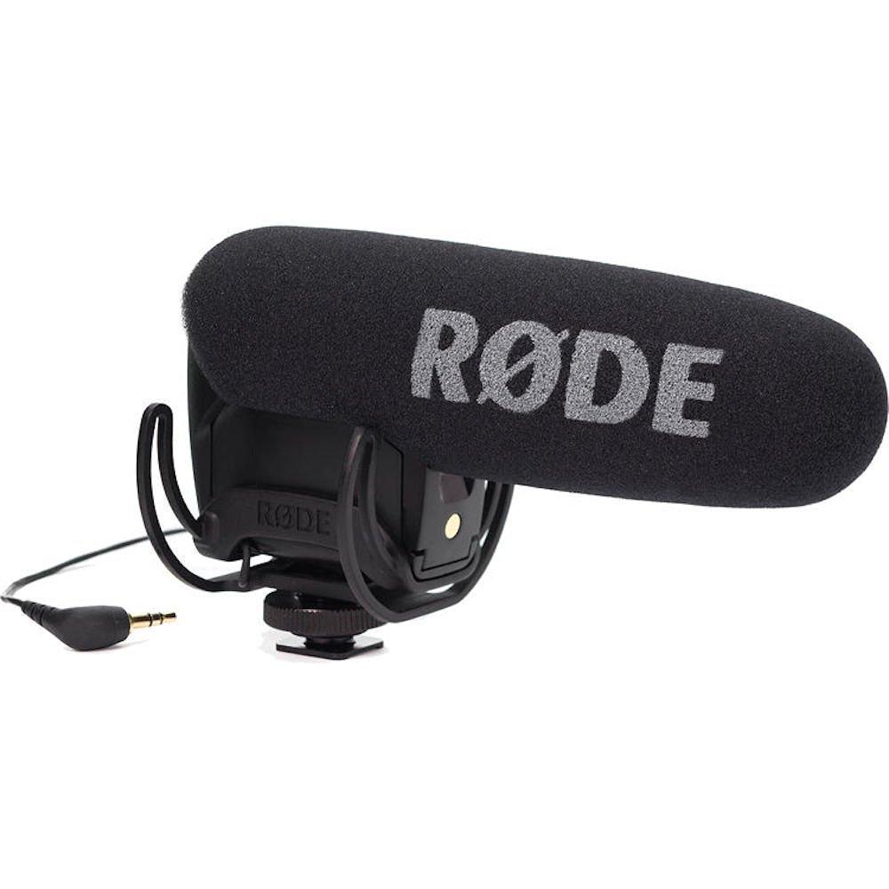 Micro à condensateur Rode VideoMic Pro Rycote pour caméra