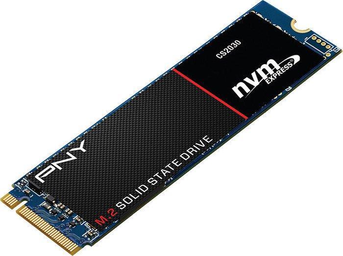 SSD interne M.2 NVMe PNY CS2030 PCI-E 3.0 4x (MLC) - 240 Go
