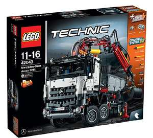Jeu de construction Lego Technic Mercedes benz n°42043
