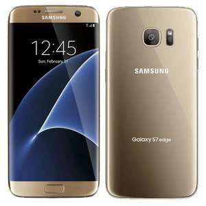 "Smartphone 5.5"" Samsung Galaxy S7 Edge Or - 32 Go"