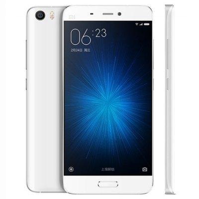 "Smartphone 5.15"" Xiaomi Mi5 Blanc - Snapdragon 820, RAM 3 Go, ROM 64 Go (Sans B20)"